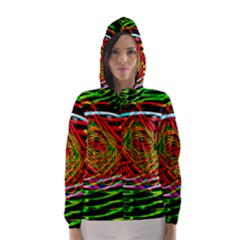 Star Bright Hooded Wind Breaker (women)