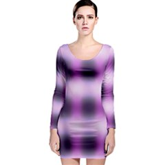 New 3 Long Sleeve Bodycon Dress by timelessartoncanvas
