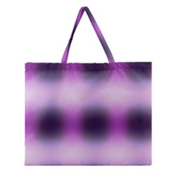 New 3 Zipper Large Tote Bag