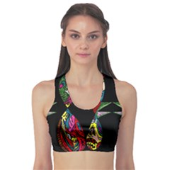 Birds Of Eight Sports Bra
