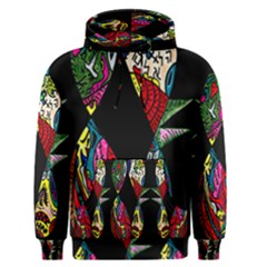 Birds Of Eight Men s Pullover Hoodie