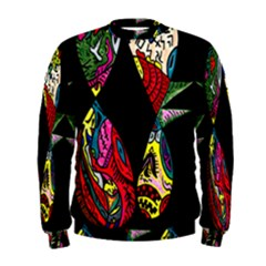 Birds Of Eight Men s Sweatshirt