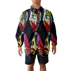 Birds Of Eight Wind Breaker (kids)
