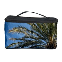 Tropical Palm Tree  Cosmetic Storage Cases by BrightVibesDesign