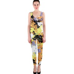 Abstract #10 Onepiece Catsuit by Uniqued
