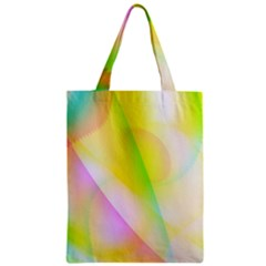 New 5 Zipper Classic Tote Bag by timelessartoncanvas