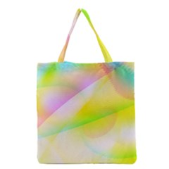 New 6 Grocery Tote Bag by timelessartoncanvas
