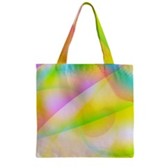 New 6 Zipper Grocery Tote Bag by timelessartoncanvas