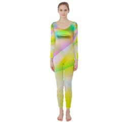 New 6 Long Sleeve Catsuit by timelessartoncanvas