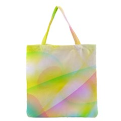 New 7 Grocery Tote Bag by timelessartoncanvas