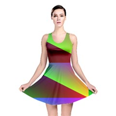 New 8 Reversible Skater Dress by timelessartoncanvas