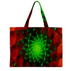 New 10 Zipper Mini Tote Bag by timelessartoncanvas
