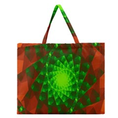 New 10 Zipper Large Tote Bag by timelessartoncanvas