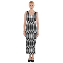 New 11 Fitted Maxi Dress