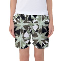 Modern Camo Print  Women s Basketball Shorts by dflcprintsclothing