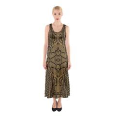 Doodelidei Queen Of Broken Hearts Full Print Maxi Dress by CircusValleyMall