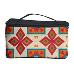 Floral Pattern  Cosmetic Storage Case by LalyLauraFLM