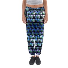 Looking Out At Night, Abstract Venture Adventure (venture Night Ii) Women s Jogger Sweatpants by DianeClancy