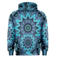 Star Connection, Abstract Cosmic Constellation Men s Pullover Hoodie