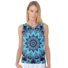Star Connection, Abstract Cosmic Constellation Women s Basketball Tank Top by DianeClancy