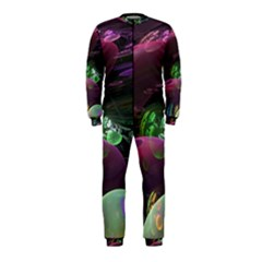 Creation Of The Rainbow Galaxy, Abstract OnePiece Jumpsuit (Kids) by DianeClancy