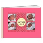 alyana - 7x5 Photo Book (20 pages)