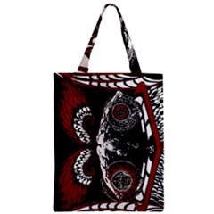 Angel Large Classic Tote Bag by DryInk
