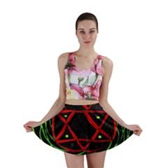 Universe Base Star Mini Skirts