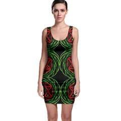 Jupiter Guide Sleeveless Bodycon Dress