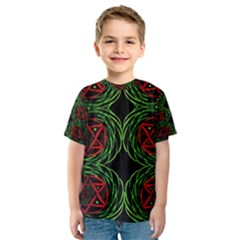 Jupiter Guide Kid s Sport Mesh Tee