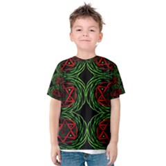 Venus Rotation Kid s Cotton Tee