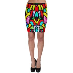 Sun Star Bodycon Skirts