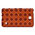 Peach Purple Abstract Moroccan Lattice Quilt Samsung Galaxy Tab 4 (7 ) Hardshell Case  View1