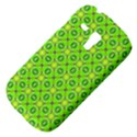 Vibrant Abstract Tropical Lime Foliage Lattice Samsung Galaxy S3 MINI I8190 Hardshell Case View4