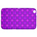 Abstract Dancing Diamonds Purple Violet Samsung Galaxy Tab 3 (8 ) T3100 Hardshell Case  View1