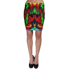 Faces Bodycon Skirts