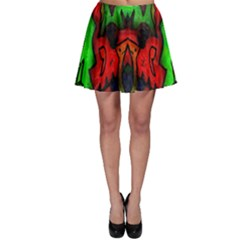 Faces Skater Skirt