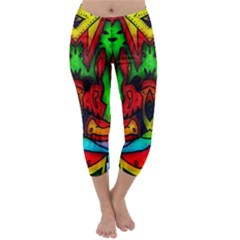 Faces Capri Winter Leggings