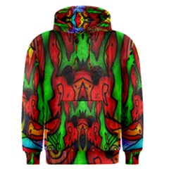 Faces Men s Pullover Hoodie