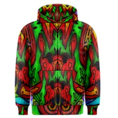 Faces Men s Zipper Hoodie