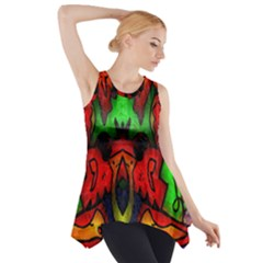 Faces Side Drop Tank Tunic