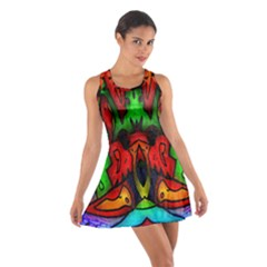 Faces Racerback Dresses