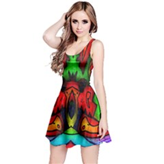 Faces Reversible Sleeveless Dress