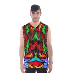 Faces Men s Basketball Tank Top