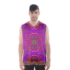 Steam Punk And Fauna In A Global Gathering Men s Basketball Tank Top by pepitasart