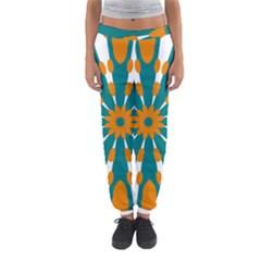Tangerinerina Teliana Women s Jogger Sweatpants by CircusValleyMall