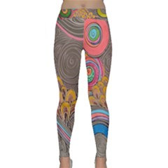 Rainbow Passion Yoga Leggings by SugaPlumsEmporium