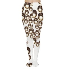 Bubbles! Women s Tights by SugaPlumsEmporium
