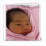 CHING CHING - 6x6 Photo Book (20 pages)
