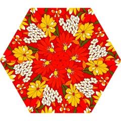 Flower Power Mini Folding Umbrellas by TCH01